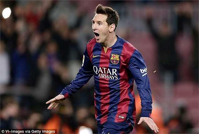 Theo khảo sát của France Football thì Messi đang được hưởng mức lương cơ bản 26 triệu Bảng/mùa tại sân Nou Camp. Tuy nhiên, con số này vẫn chưa thể phản ánh đầy đủ mức thu nhập 'khủng' mà ngôi sao này kiếm được hàng năm.