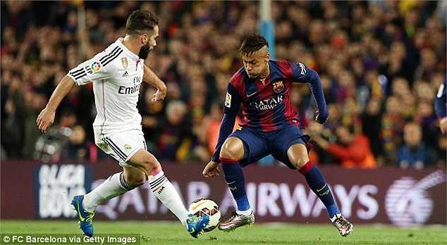 Đứng thứ 3 trong danh sách những cầu thủ có thu nhập cao nhất hành tinh là Neymar. Anh nhận 26,8 triệu Bảng/năm.