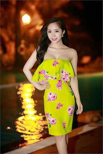Cuối năm 2014, Quỳnh Nga tổ chức hôn lễ bên người mẫu điển trai Doãn Tuấn.