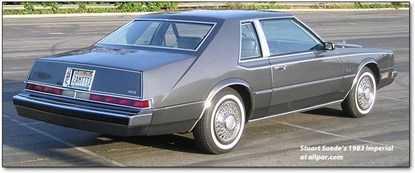 Chrysler Imperial 1983