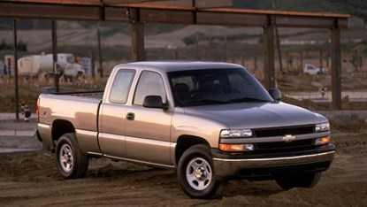 Chevy Silverado 2002