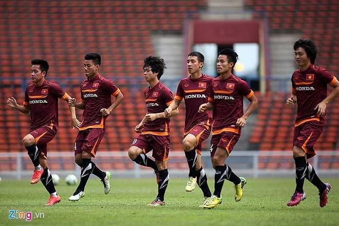 Hiện U23 Việt Nam có thể lực đảm bảo, không còn cầu thủ bị chấn thương