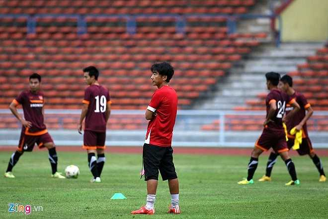 Thầy trò ông Miura chiều nay sẽ chơi 90 phút một mất một còn với chủ nhà U23 Malaysia có quá nhiều ưu thế của một đội bóng kèo trên
