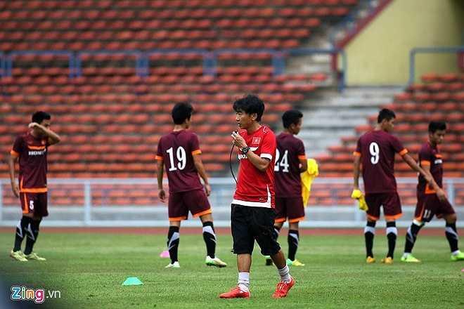 Lần tái đấu này, ông Miura cho biết các cầu thủ đã sẵn sàng tư thế đánh bại chủ nhà và đấy là con đường duy nhất giúp U23 Việt Nam tính cửa vòng chung kết U23 châu Á vào năm sau