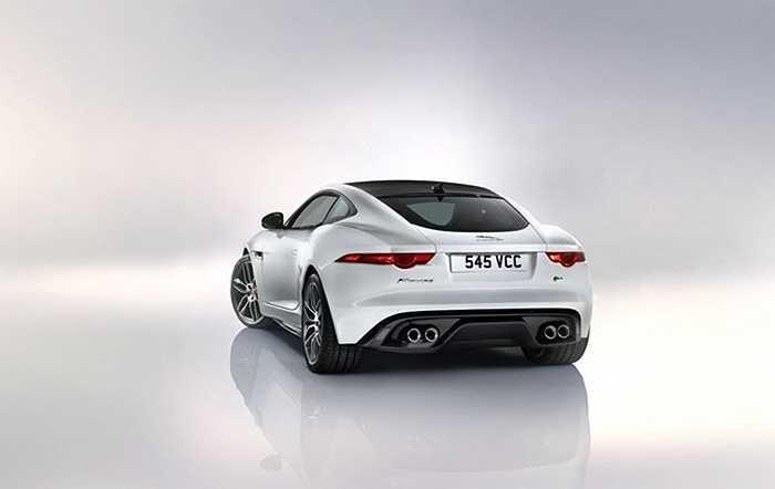Đường cong nữ tính và dáng xe 'hầm hố' của F-Type đã đưa nó trở thành một trong những chiếc xe được yêu thích nhất hiện nay.