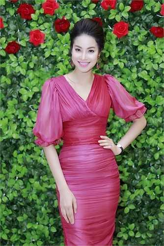 Trong cuộc thi Hoa hậu Việt Nam 2014 vừa kết thúc cuối năm ngoái, Phạm Hương được xem là gương mặt khiến nhiều người tiếc nuối nhất.