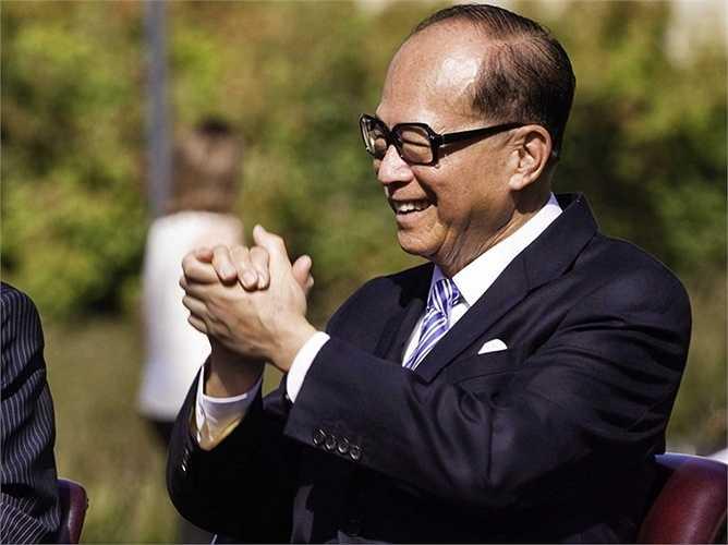 Từng chia sẻ trên Forbes, ông Li cho hay, quan trọng là làm việc chăm chỉ và làm cho lợi nhuận tăng lên