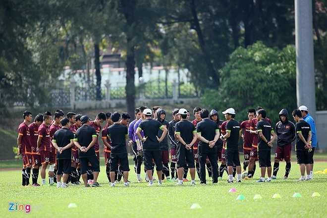 Nhiệm vụ của U23 VN còn là SEA Games vào tháng 6 này trên đất Singapore