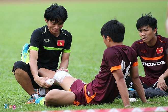 Hi vọng không có thêm chấn thương đáng tiếc nào của U23 Việt Nam