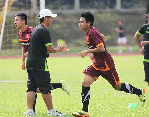 Nhiệm vụ của U23 Việt Nam rất rõ ràng: hạn chế bàn thua trước U23 Nhật Bản và phấn đấu có 1 điểm