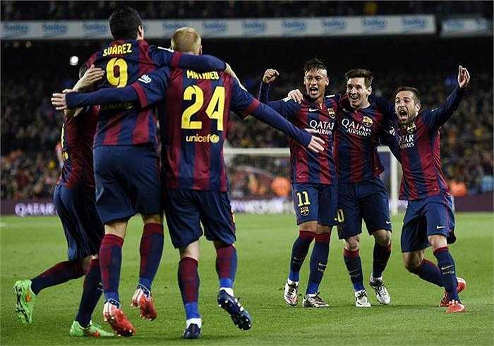 Ở Barcelona hiện tại, vị thế của Messi là cực kì to lớn.