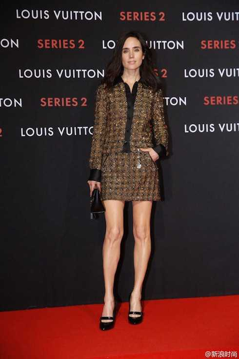 Nữ diễn viên Jennifer Connelly.