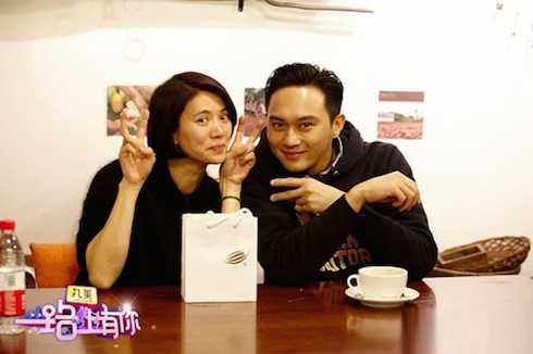 Trương Trí Lâm và Viên Vịnh Nghi là cặp đẹp đôi nhất nhì làng giải trí Hongkong.