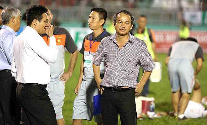Bầu Đức mong muốn U23 Việt Nam trình diễn lối đá như U19 Việt Nam khi trước (ảnh: VSI)