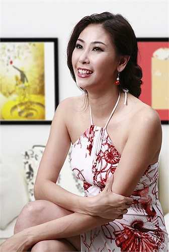 Hà Kiều Anh cũng là một Hoa hậu bền sắc, bền tiếng.