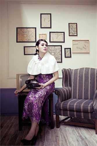 Nhưng tất cả đớn đau, tủi hờn đều đã qua, giờ Lâm Chí Khanh đã trở thành Lâm Chi Khanh – một người phụ nữ hoàn toàn.