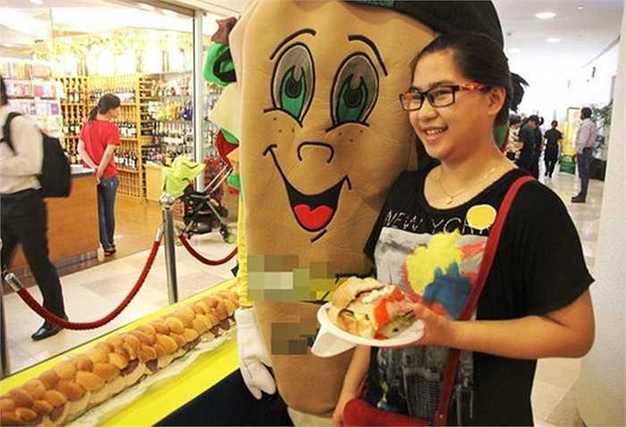 Mục đích của việc phát bánh miễn phí nhằm cổ vũ cho việc ăn uống lành mạnh tốt cho sức khỏe nhưng vẫn phù hợp với lối sống hiện đại.