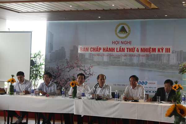 Hội nghị Hội viên Hiệp hội Bất động sản Việt Nam VNREA diễn ra tại Đà Nẵng