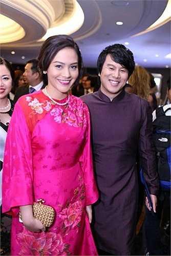 Trương Huệ Vân - bà xã Thanh Bùi từ lâu được được chú ý vì gia thế hoành tráng.