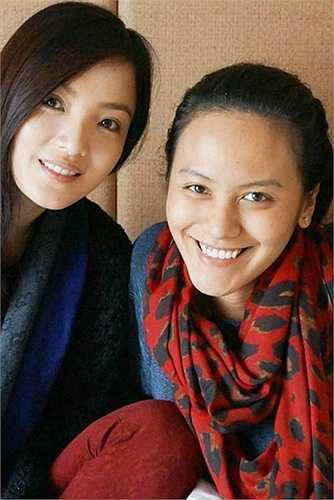 Bên cạnh việc nối nghiệp gia đình, Huệ Vân còn dành thời gian giúp Thanh Bùi quản lý trường nhạc Soul Academy.