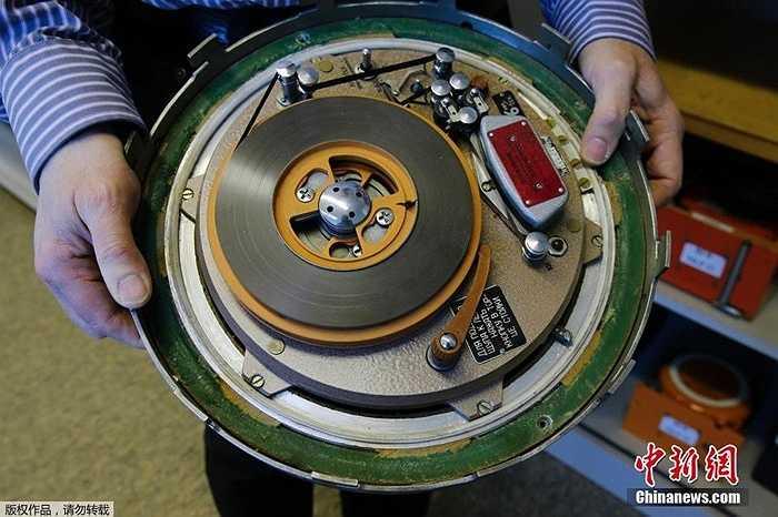 Hộp đen ghi âm buồng lái do Nga sản xuất