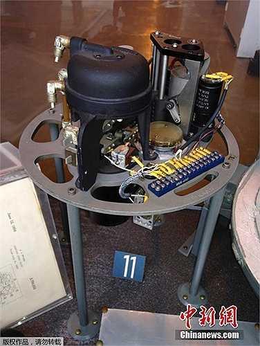 Một hộp đen được sản xuất từ những năm 1954