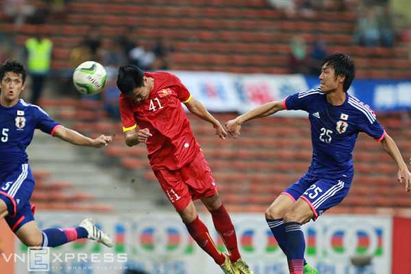 U23 Việt Nam thua