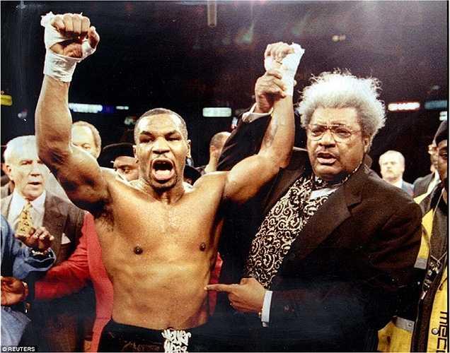 Thời đỉnh cao của Mike Tyson và ông bầu Don King