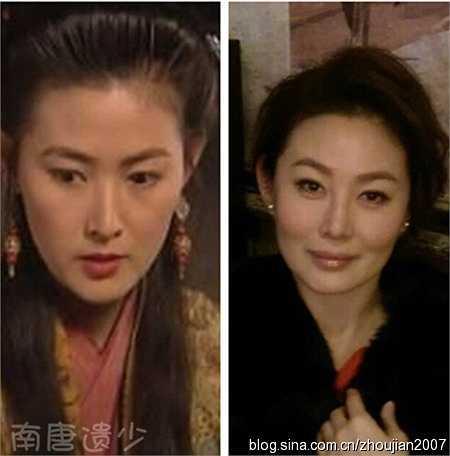 'Dâm phụ' Phan Kim Liên do Vương Tư Ý đóng. Thành công trên màn ảnh nhưng ngoài đời thực, diễn viên gốc Đài Loan này vẫn 'một mình' mà chưa yên bề gia thất.