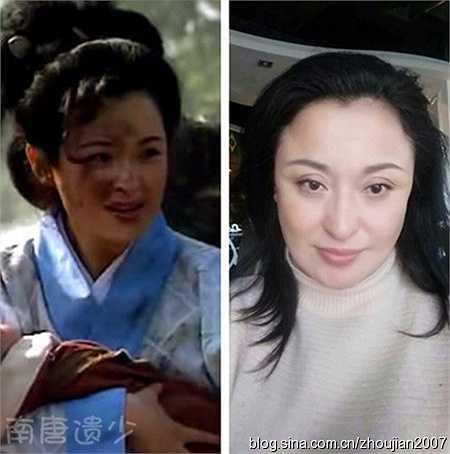 My phu nhân, một trong những nhân vật phụ của 'Tam Quốc' trong gia đình Lưu Bị.