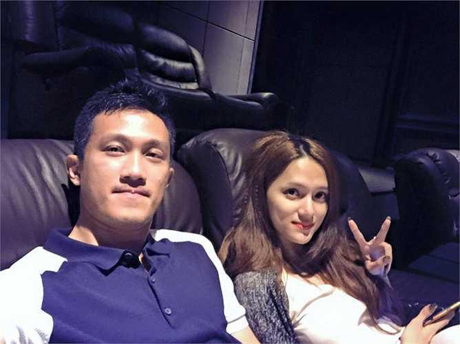 Hương Giang Idol và những khoảnh khắc tình tứ bên bạn trai Criss Lai.