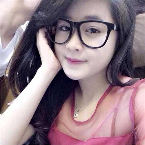 Cô bạn dễ thương này là Lê Thị Dung, sinh năm 1995, đến từ Hà Nam.