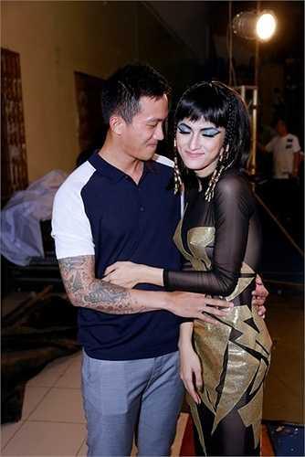 Tuy không phải là thí sinh giỏi nhất nhưng phong độ của Hương Giang luôn khiến nhiều người ngưỡng mộ