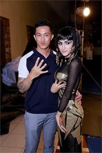 Vừa qua, Hương Giang Idol cùng chính thức dừng chân tại Bước nhảy hoàn vũ