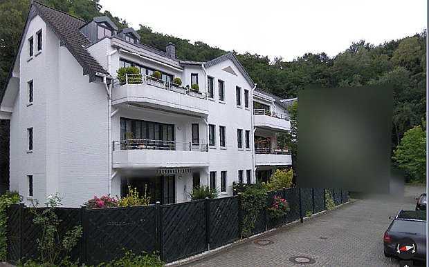 Nhà của Andreas Lubitz bị làm mờ trên Google Maps