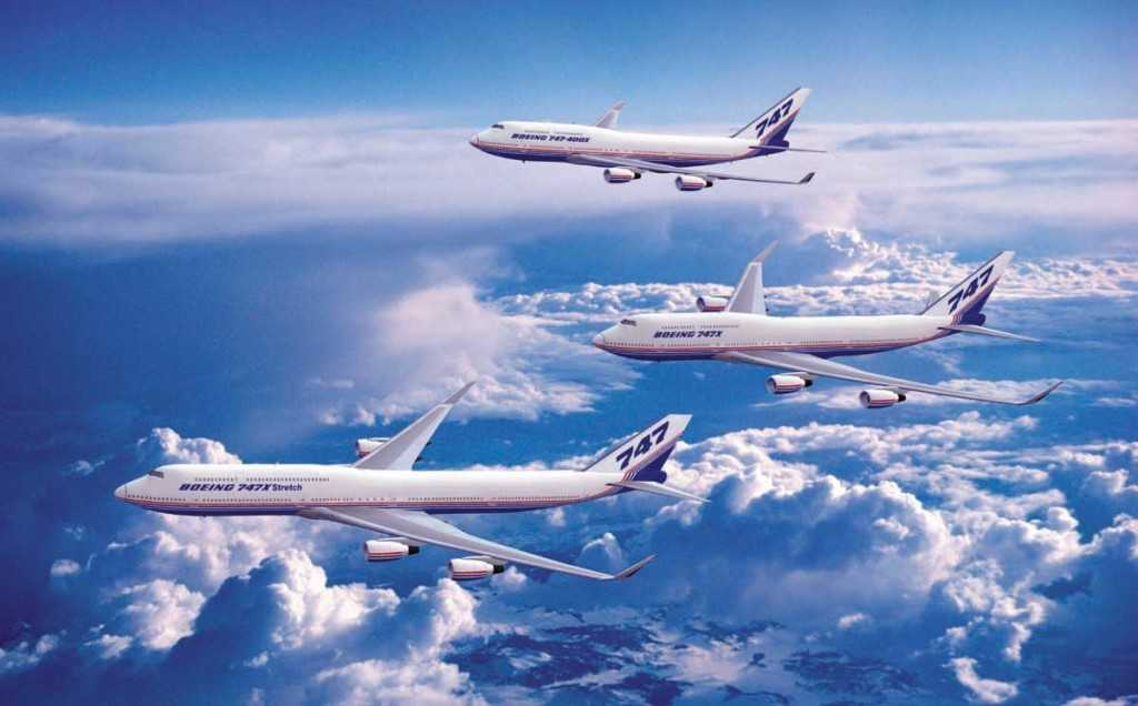 Boeing 747-400 ER