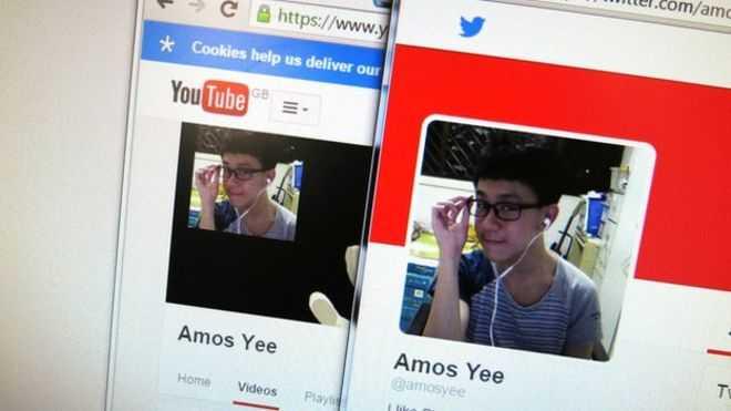 Amos Yee bị bắt giữ sau khi tung đoạn video lên internet