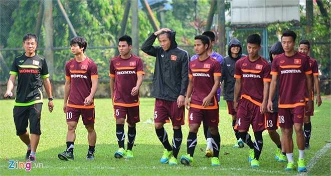Cả đội U23 Việt Nam hướng tới mục tiêu 1 trong 5 đội nhì xuất sắc nhất