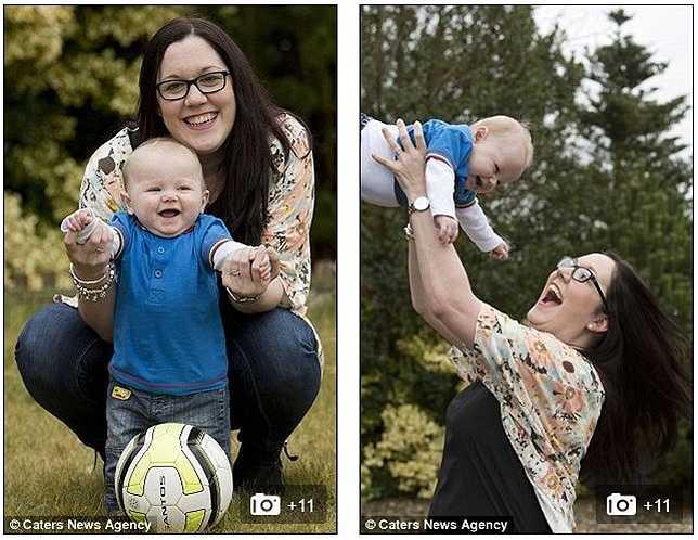 Dù rất đau khổ nhưng gia đình Stacey vẫn quyết tâm điều trị cho con. Vì thế, sau khi được sinh ra, bé Miles đã phải ở lại bệnh viện để theo dõi.