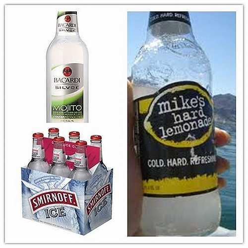 Hard Lemonade (Nước chanh pha sẵn): Nếu bạn là một fan hâm mộ của hương vị chanh, hãy gọi 1 ly vodka kèm vài lát chanh. Bạn vẫn thỏa mãn sở thích mà không mất đi sự nam tính.