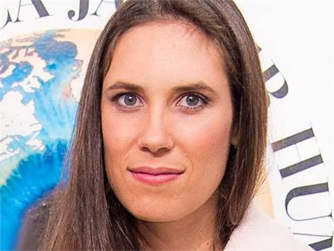 5. Tatiana Casiraghi (tài sản 2,2 tỷ USD) là một người thừa kế giàu có, sau đó cô còn trở thành thành viên hoàng gia Monaco khi kết hôn với thái tử Andrea Casiraghi, người sẽ kế vị tại công quốc giàu có.