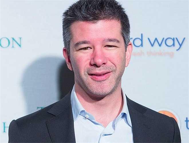 1. Travis Kalanick (tài sản: 5,3 tỷ USD), nhà tỷ phú tự lập 38 tuổi này sáng lập kiêm CEO của Uber Technologies, hiện được định giá 42 tỷ USD và hoạt động tại 54 quốc gia. Kalanick sở hữu khoảng 13% cổ phần của Uber. (Thái Anh)