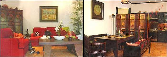 Cùng ngắm thêm những góc tuyệt đẹp trong căn nhà vườn triệu USD của diva Hồng Nhung: