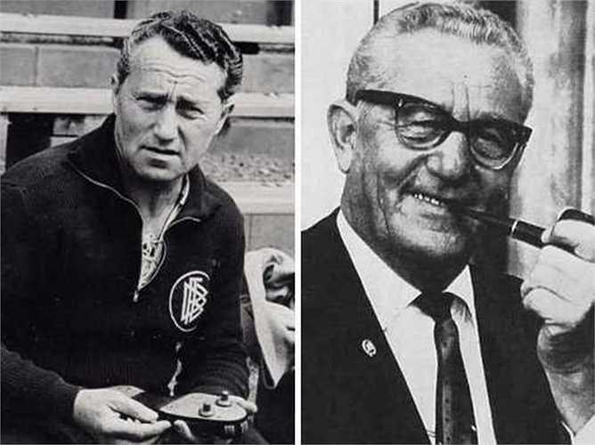 Hai nhà đồng sáng lập của Adidas và Puma là hai anh em ruột - Adi và Rudolf. Hai anh em từng là đối tác trong công ty Dassler Brothers Sport Shoe vào thập niên 20. Hai người tách công ty vào năm 1945. Adi đặt tên công ty mới là Adidas, Puma là cái tên Rudi chọn.