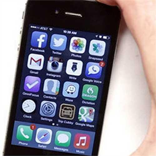 Chụp lại màn hình nền rồi đặt làm nền của điện thoại sẽ khiến nhiều người không biết điều khiển bằng cách nào