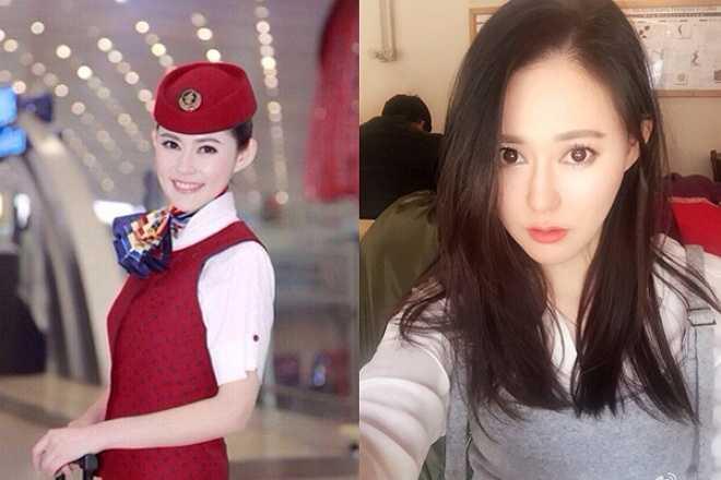 Ngoài thời gian vi vu trên máy bay, Thịnh Tuyết thích 'vật lộn' đến mồ hôi đầm đìa trong phòng gym và câu lạc bộ Muay Thái.