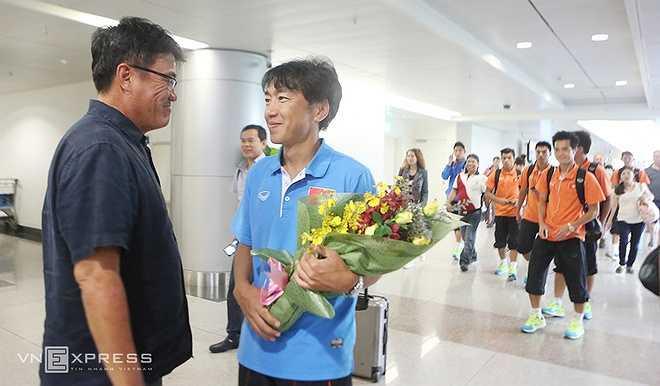 HLV Miura được đánh giá là có công lớn trong thành công của U23 Việt Nam tại vòng loại ở Malaysia vừa qua.