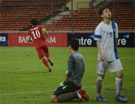 Công Phượng thực sự là cơn ác mộng với U23 Macau