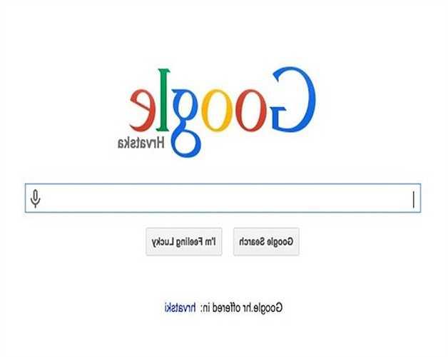 Google đảo ngược tên miền: Nếu đã cảm thấy quá nhàm chán với việc tìm kiếm thường ngày trên Google, người dùng giờ đây có thể trải nghiệm một phiên bản mới của công cụ tiện ích này. Trên trang web có tên miền com.google, mọi thứ đều bị đảo ngược.