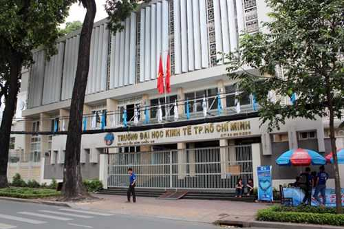 Trường Đại học Kinh tế TP Hồ Chí Minh nằm trong diện thanh tra của Thanh tra Chính phủ. Ảnh VietQ
